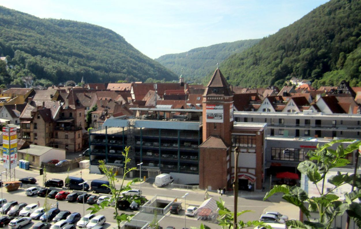 Bad-Urach-Elsach-Center